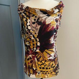 🐦2/30$ Calvin Klein sleeveless blouse size sm